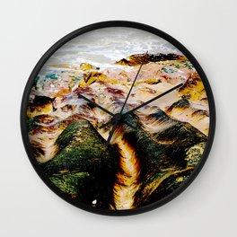 Vuelo de un pajaro Wall Clock