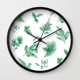 Wild things 2# Wall Clock