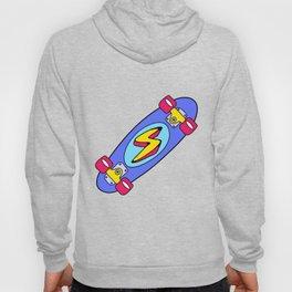 Skateboard pattern II Hoody