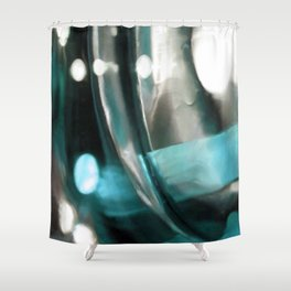 After (Long Present) Shower Curtain