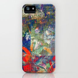 The Priest Maia iPhone Case