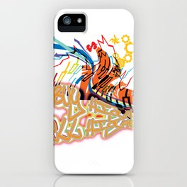 Buy high, sell higher iPhone Case