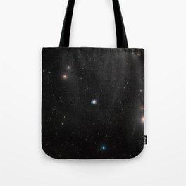 Endless space loop Tote Bag