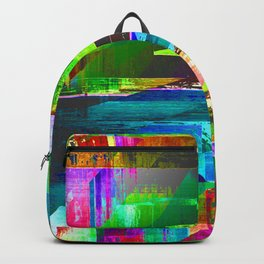Shades of Night Backpack