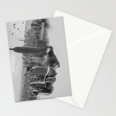 Vision mono Stationery Cards