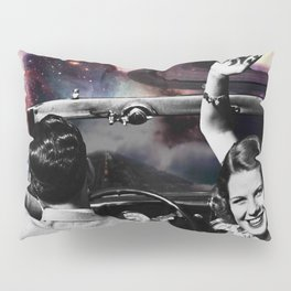 Road to the Moon !! Pillow Sham