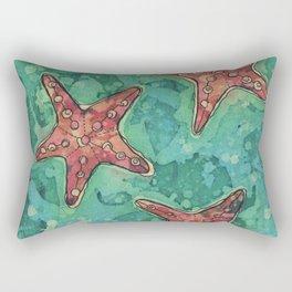 Starfish - Miami Crush Collection Rectangular Pillow