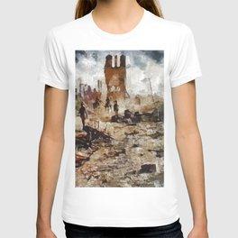 Destruction, World War One T-shirt