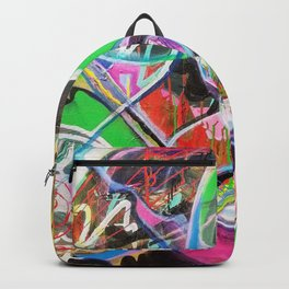 Colorful Abstract 1 Backpack