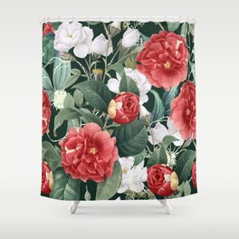 Botanical Wonder #nature #pattern Shower Curtain
