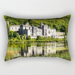 Kylemore Abbey Rectangular Pillow