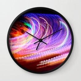 lights Wall Clock