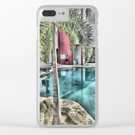 Pam Clear iPhone Case