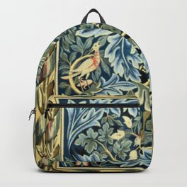 William Morris Birds and Acanthus Backpack