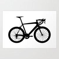 sport Art Prints featuring sport bike by Fabian Bross