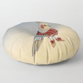 Petit monsieur Maxime Floor Pillow