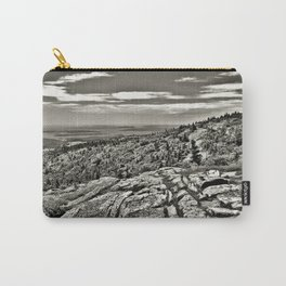 Rocky Landscape Phtography Carry-All Pouch