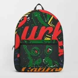 The Best Surfing - California Backpack