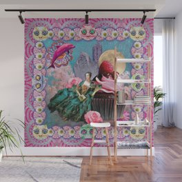 magical crystal dreamland  Wall Mural
