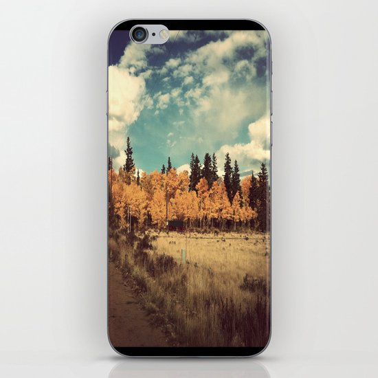 One More Road to Go iPhone & iPod Skin