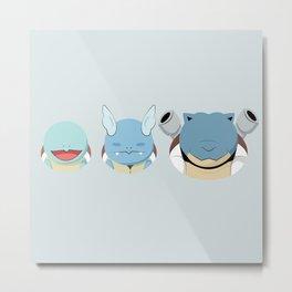 Pokémon 1 Metal Print