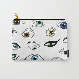 Eye game Carry-All Pouch