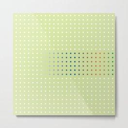 Pattern_B08 Metal Print