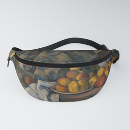 Paul Cezanne - Still Life with Apples and Peaches Fanny Pack