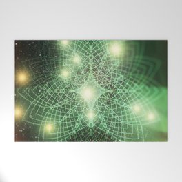 Geometry Dreaming Welcome Mat