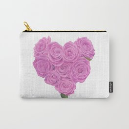 i heart roses Carry-All Pouch