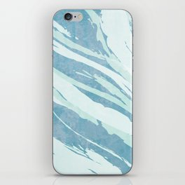 Unsettled Waves iPhone Skin