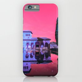 Martian Sky iPhone Case