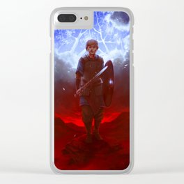Ragnarök Clear iPhone Case
