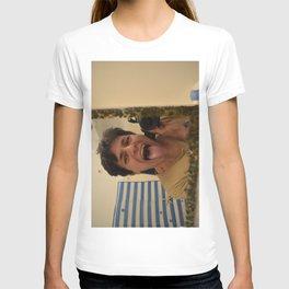 self-portait T-shirt