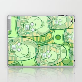 We Come In Peace II The Sequel G Laptop & iPad Skin