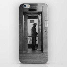 Elevator iPhone Skin
