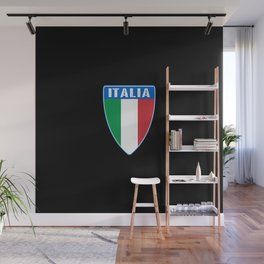 Italia Shield Wall Mural