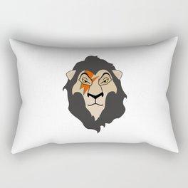 The Bowie King Rectangular Pillow