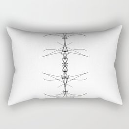 Whispers 1 Rectangular Pillow