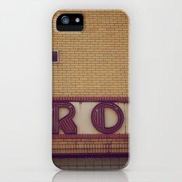 Roxy's iPhone Case