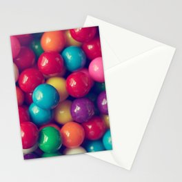 Gumball Fun Stationery Cards