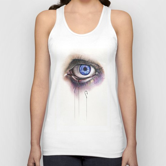 You Caught My Eye Unisex Tank Top
