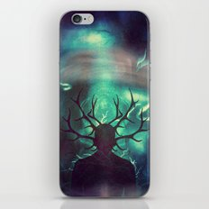 Deer Dreams II iPhone & iPod Skin