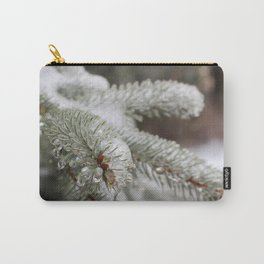 Icy Fir Carry-All Pouch