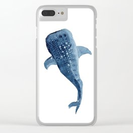 The Shark Star Clear iPhone Case