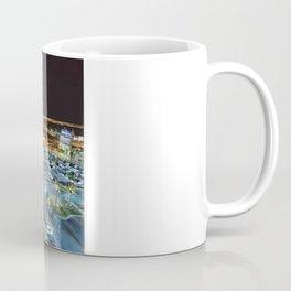 Night shot in N Las Vegas, NV Coffee Mug