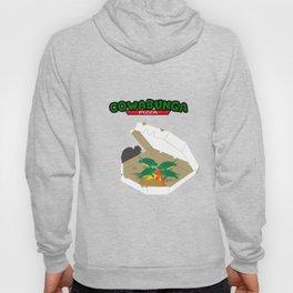 Cowabunga Pizza ver2 Michelangelo Hoody