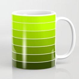 Spring Green Ombre Coffee Mug