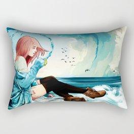 Calm Before the Storm Rectangular Pillow