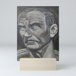 Greyscale Mini Art Print